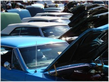 2011  Car Show Concours Row... click to enlarge.