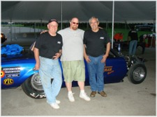 2008 Buick GS Nationals. John Gallina, Jim Carswell, Kenny Duttweiler. click to enlarge.